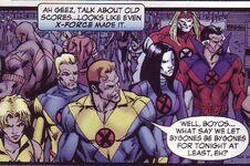 X-Force (Earth-5700)