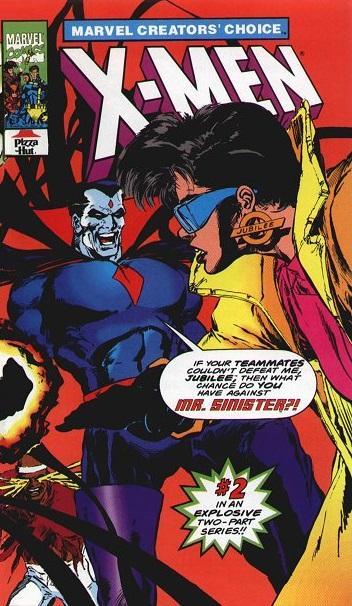 X-Men: Collector's Choice Vol 1 2
