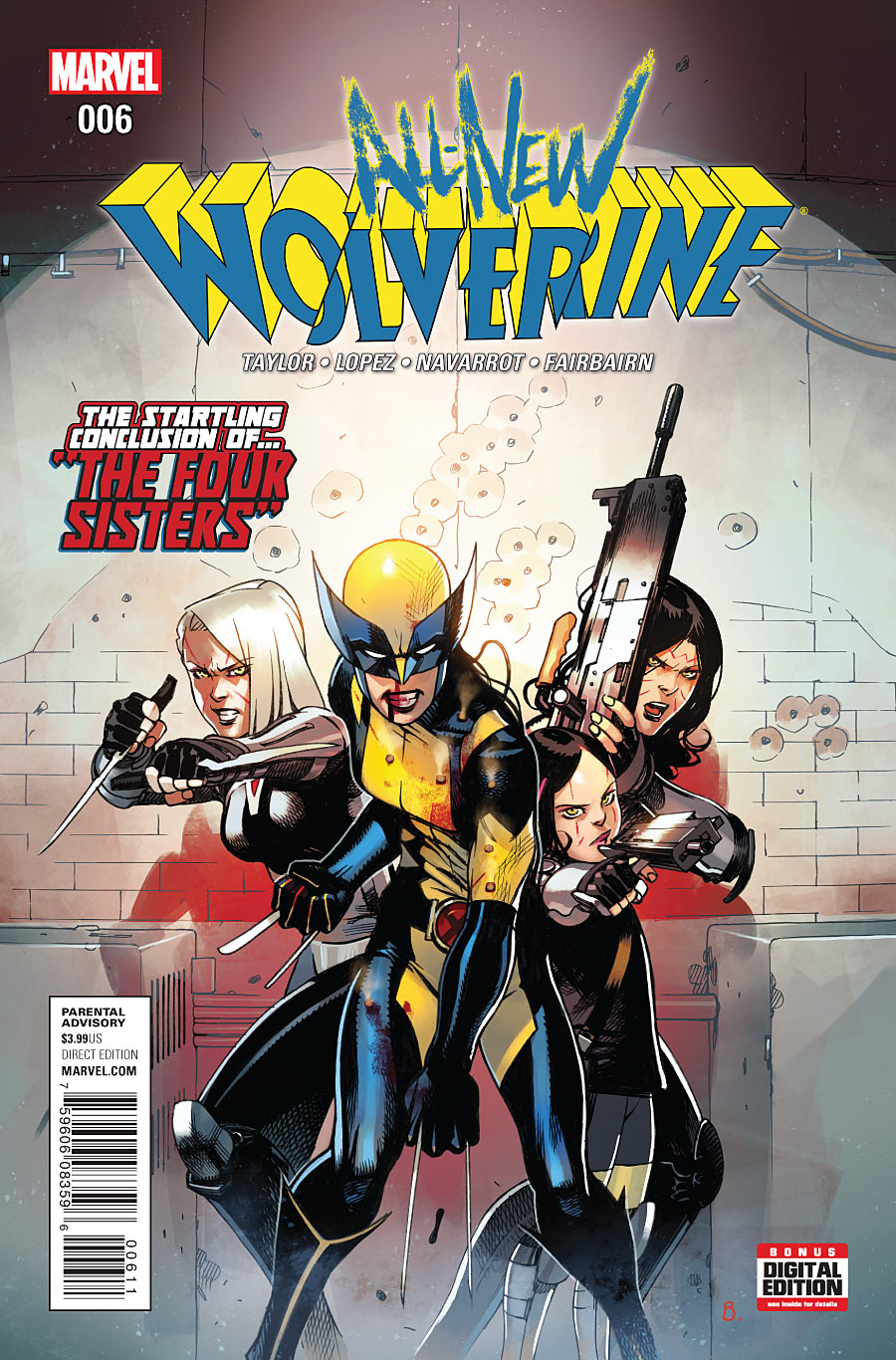 All-New Wolverine Vol 1 6