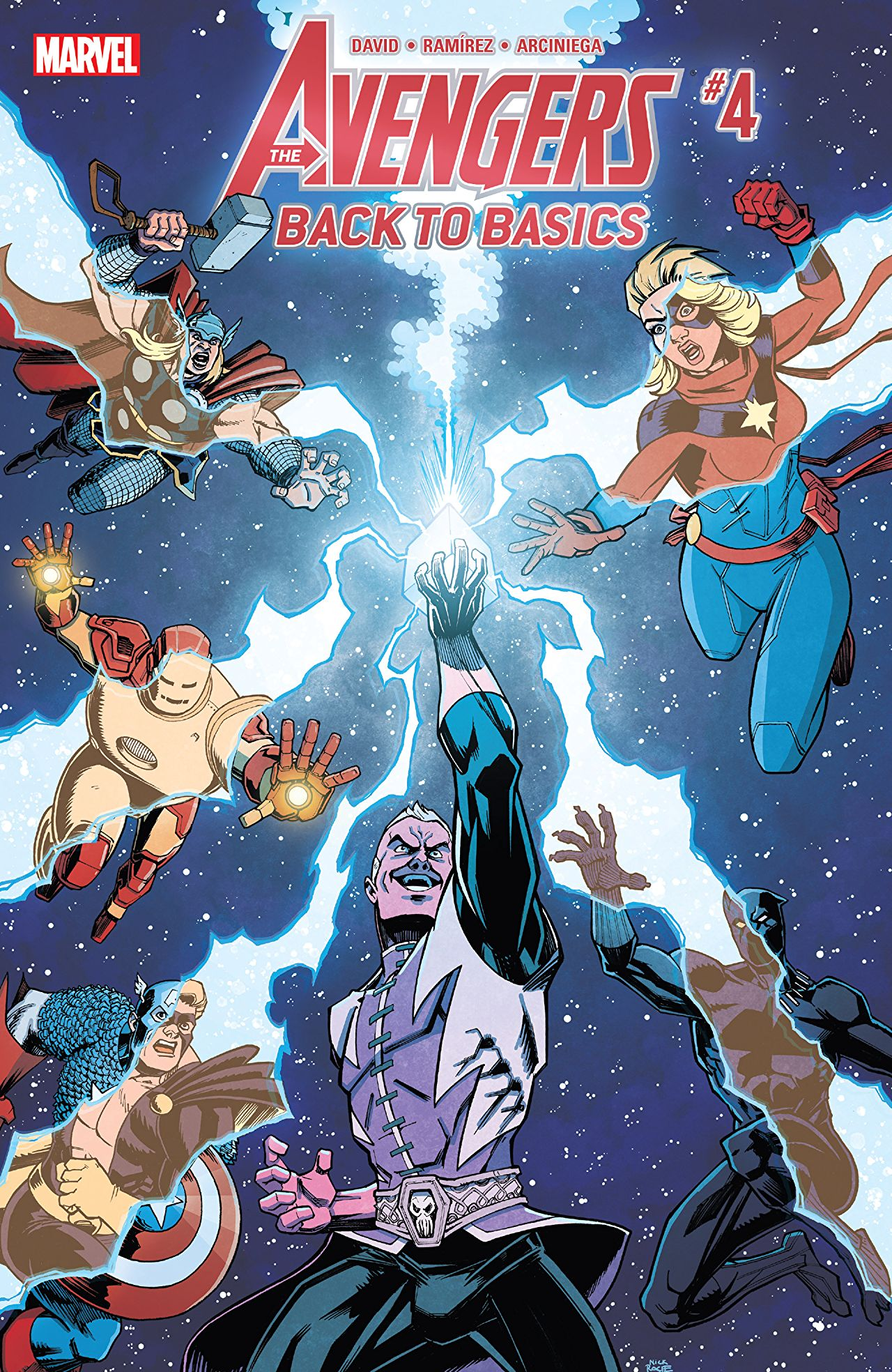 Avengers: Back to Basics Vol 1 4