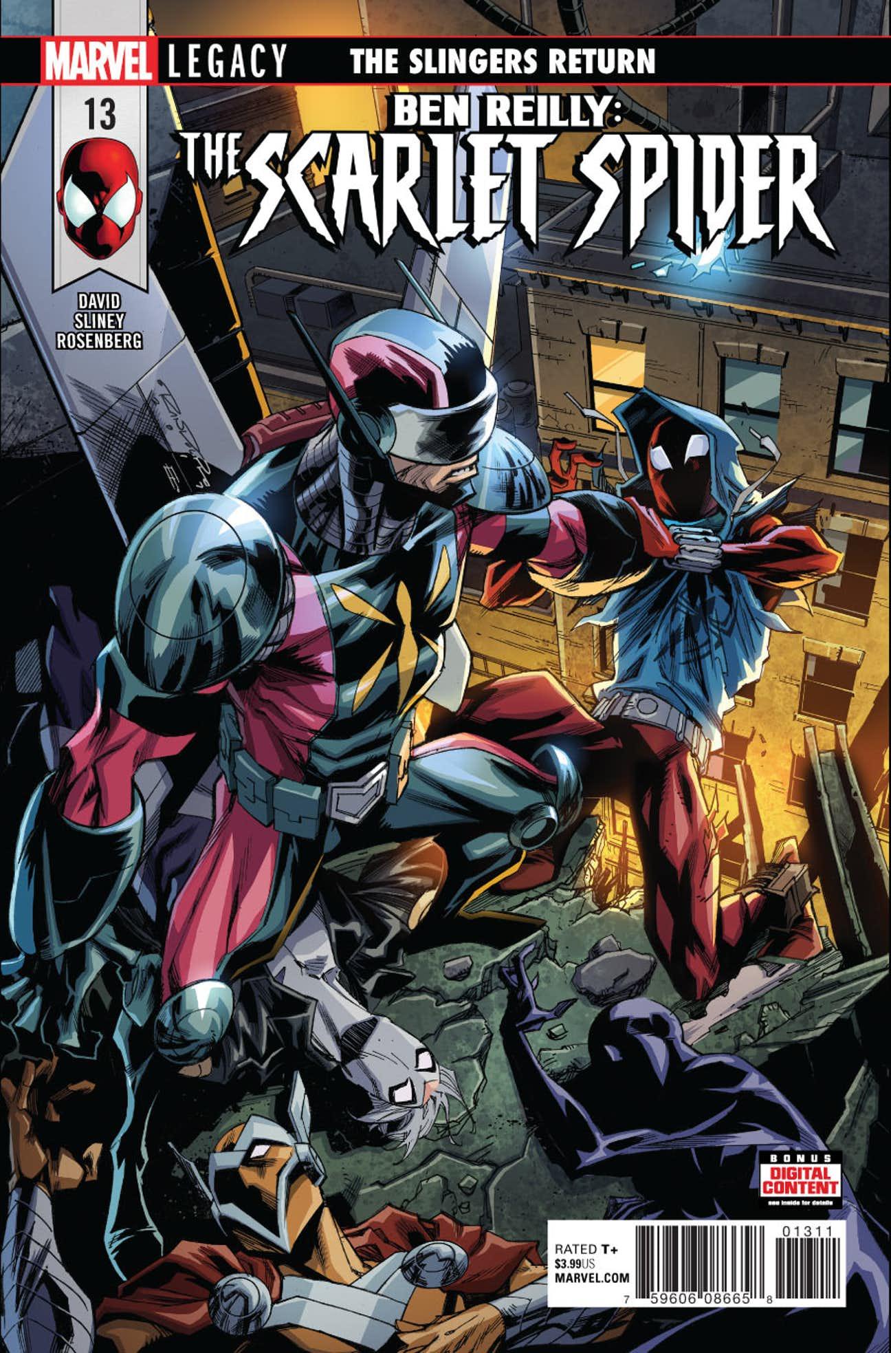Ben Reilly: Scarlet Spider Vol 1 13