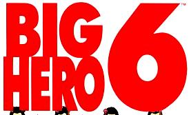 Big Hero 6: Brave New Heroes Vol 1