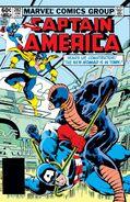 Captain America Vol 1 282