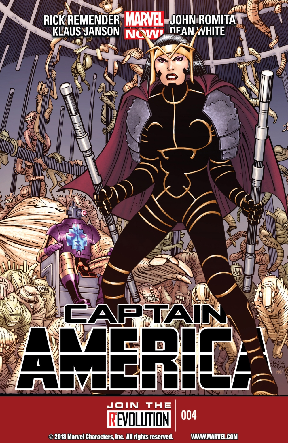 Captain America Vol 7 4