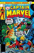 Captain Marvel Vol 1 46