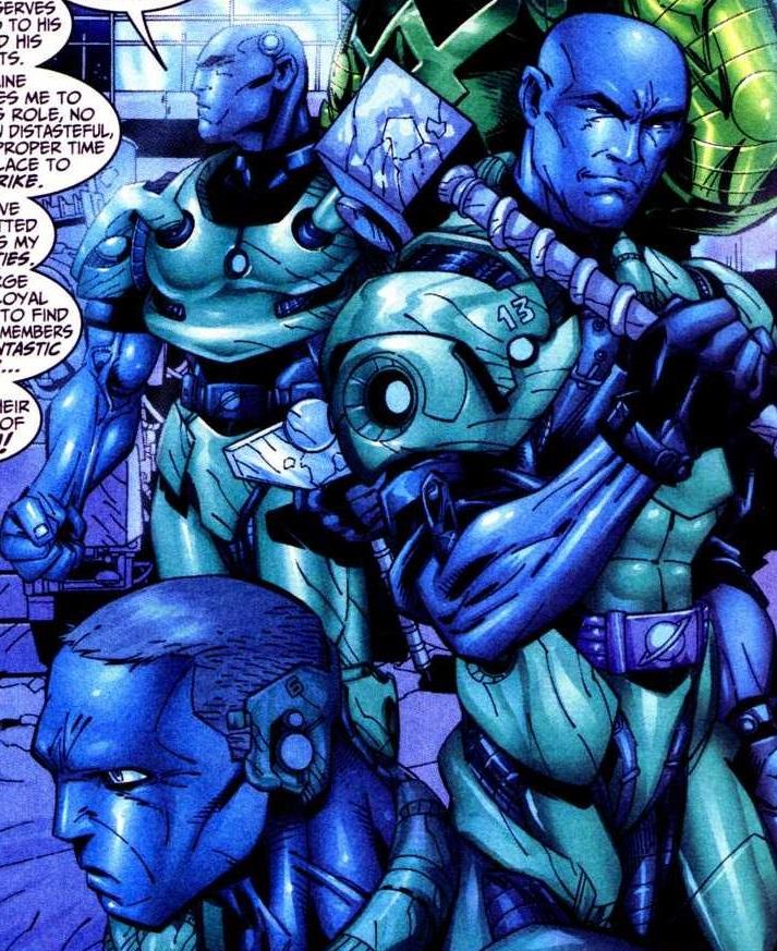 Cha-Mont (Earth-616)