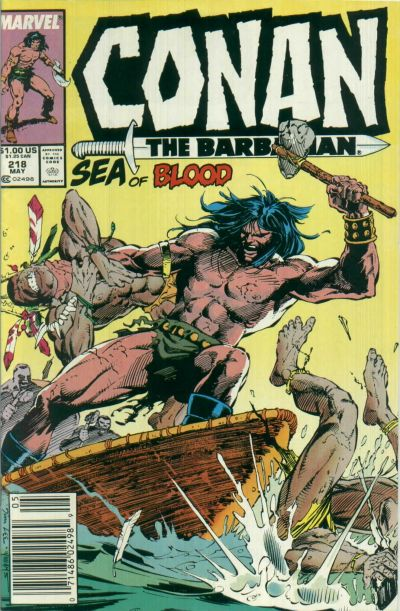 Conan the Barbarian Vol 1 218