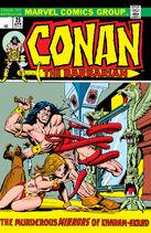 Conan the Barbarian Vol 1 25