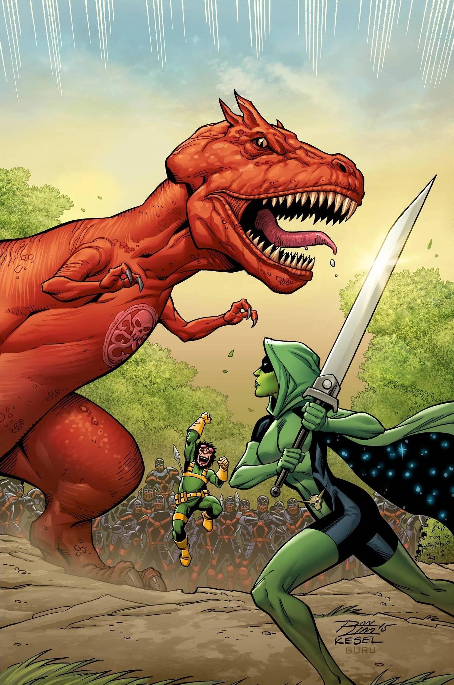 Devil Dinosaur (Earth-TRN715)