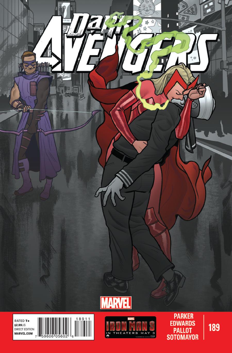 Dark Avengers Vol 1 189