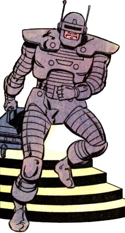 Dark Roger (Earth-616)