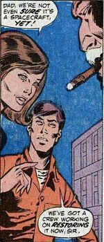 Elizabeth Ross (Counter-Earth) (Earth-616)