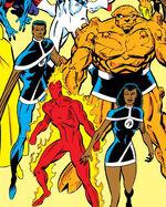 Fantastic Four (Earth-9105)