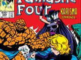 Fantastic Four Vol 1 266