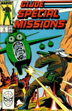 G.I. Joe: Special Missions Vol 1 9