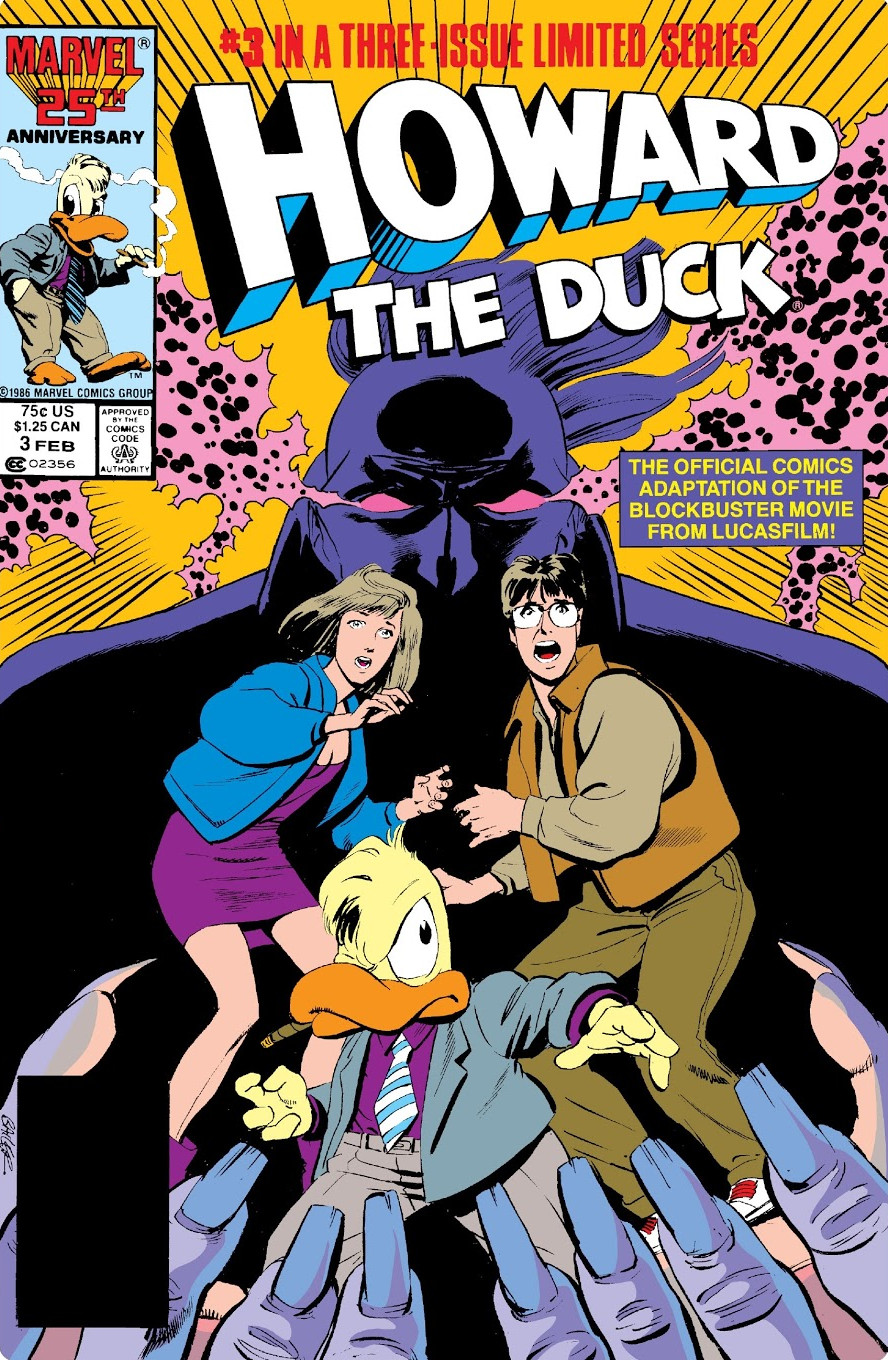 Howard the Duck: The Movie Vol 1 3