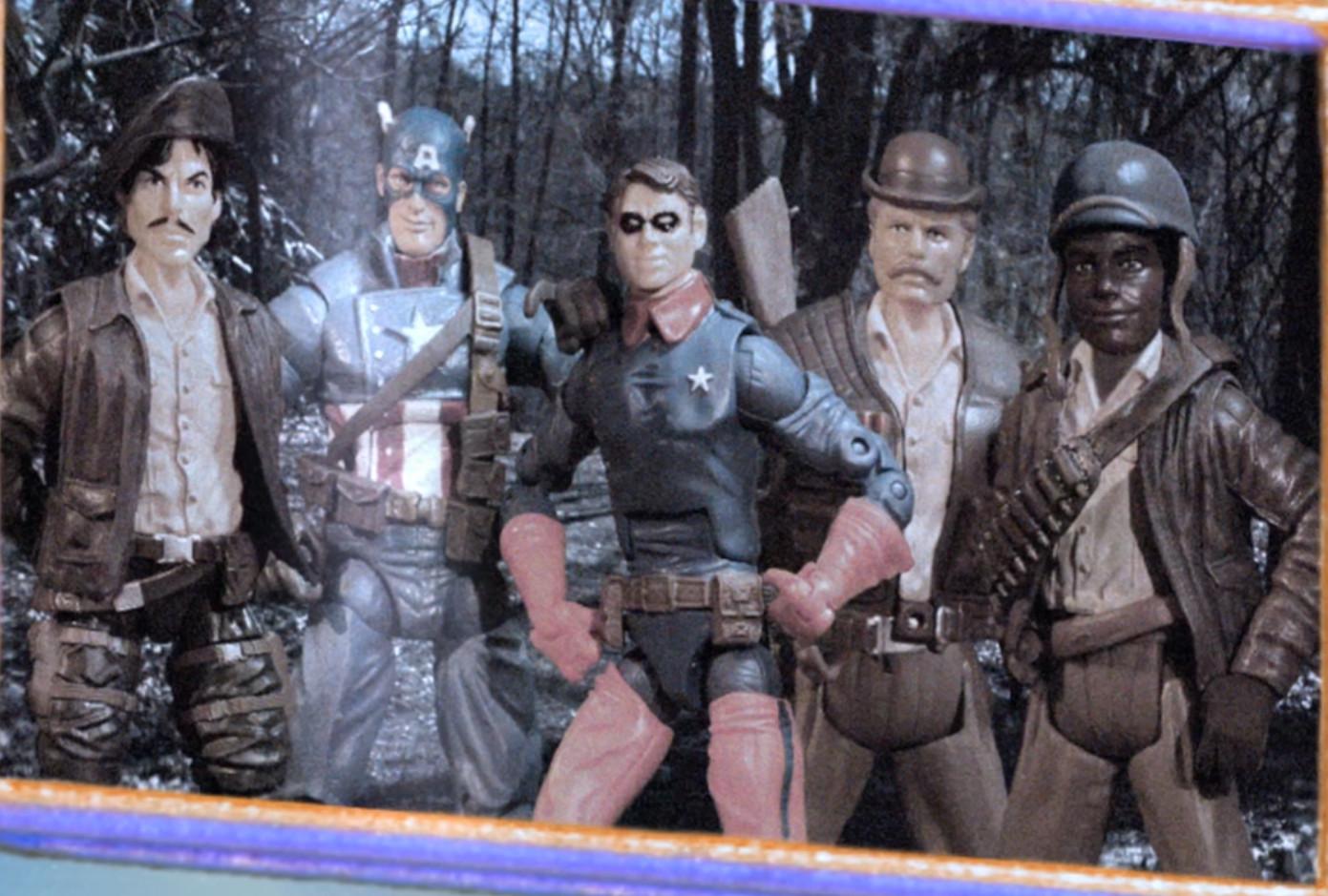 Howling Commandos (Earth-93342)