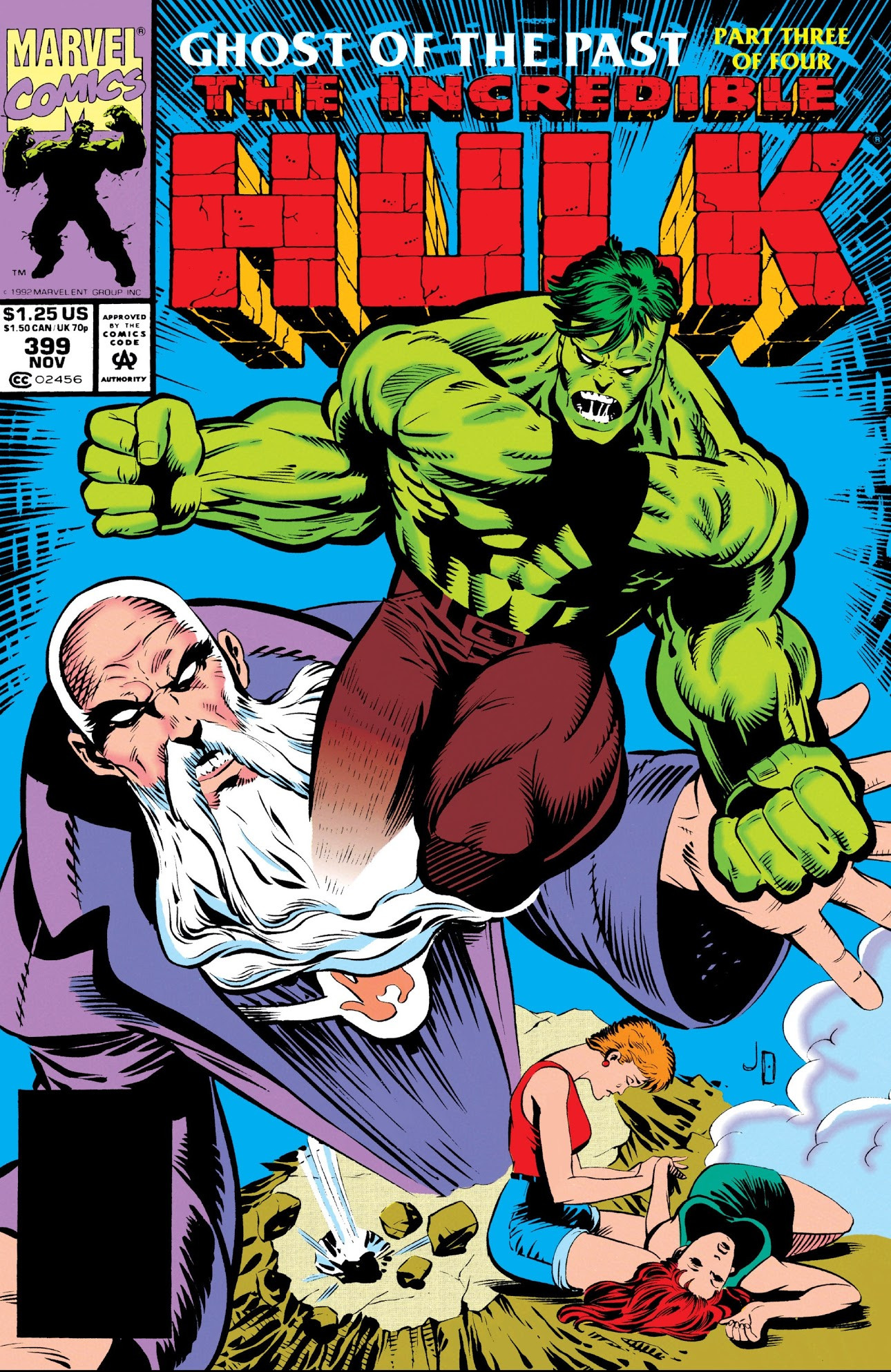 Incredible Hulk Vol 1 399