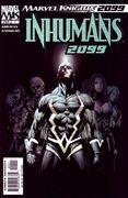 Inhumans 2099 Vol 1 1