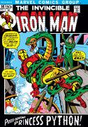 Iron Man Vol 1 50