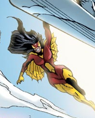 Jessica Drew (Earth-8441) from Black Panther Annual Vol 1 1 0001.jpg