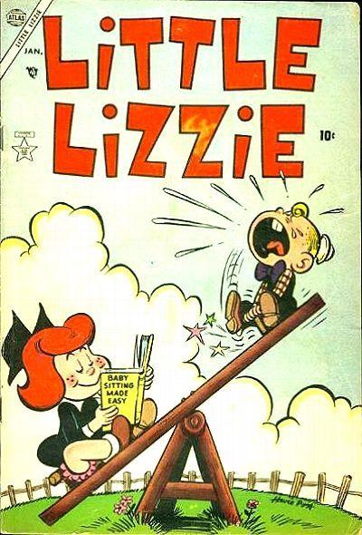 Little Lizzie Vol 2 3