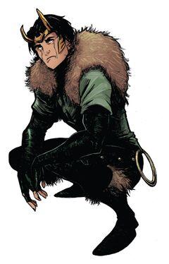 Loki Laufeyson (Ikol) (Maa-14412)