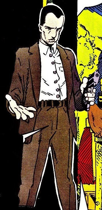 Lowell Fontaine (Earth-616)