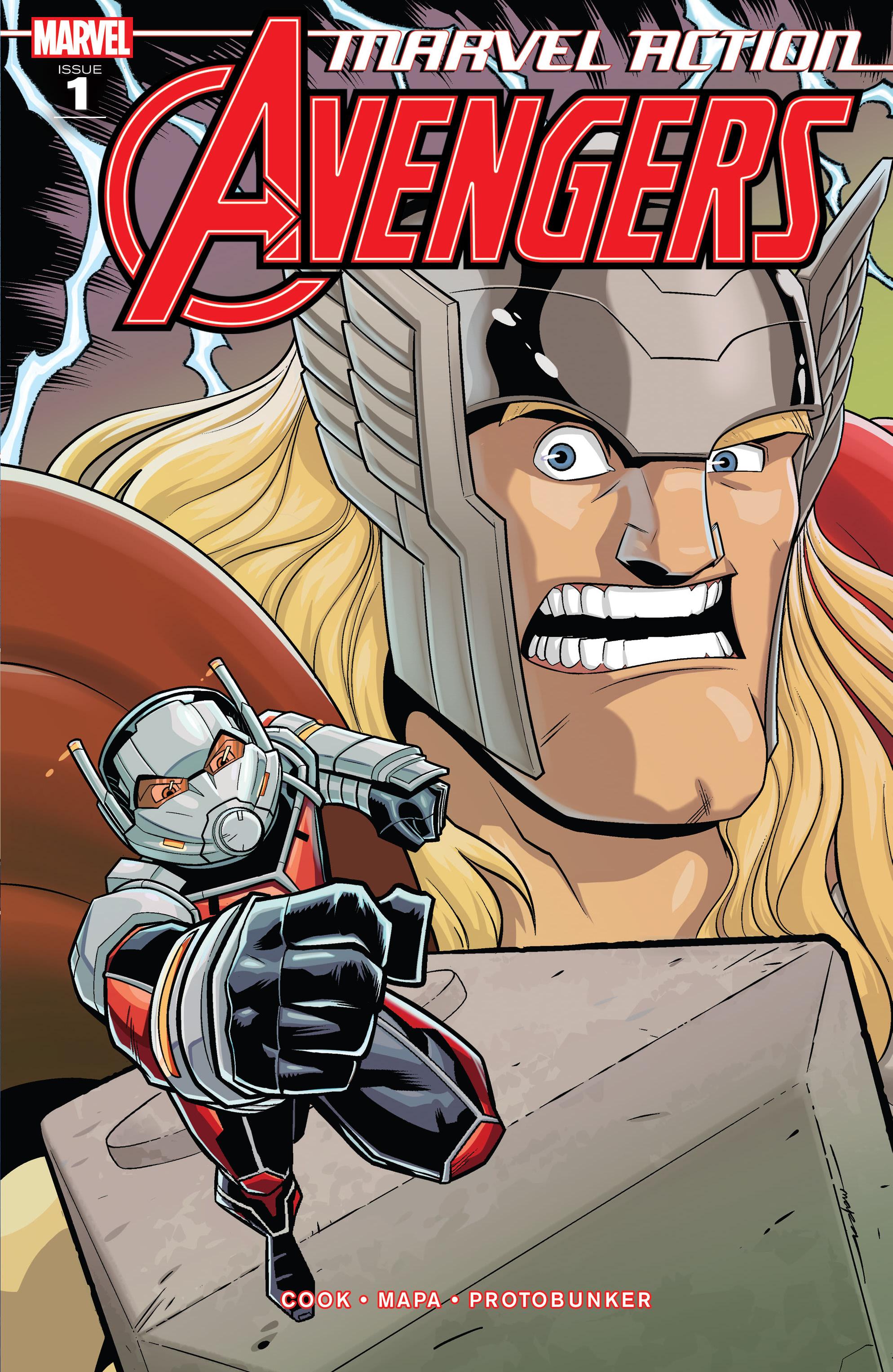 Marvel Action: Avengers Vol 2