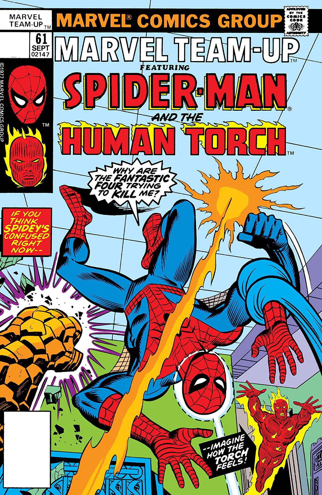 Marvel Team-Up Vol 1 61