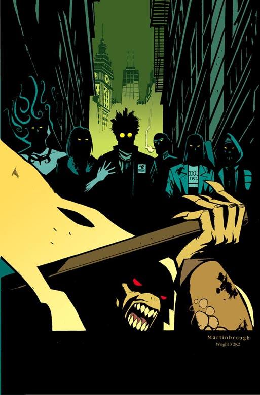 Morlocks (Chicago) (Earth-616)