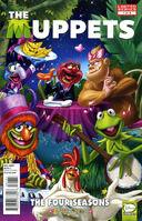 Muppets Vol 1 1