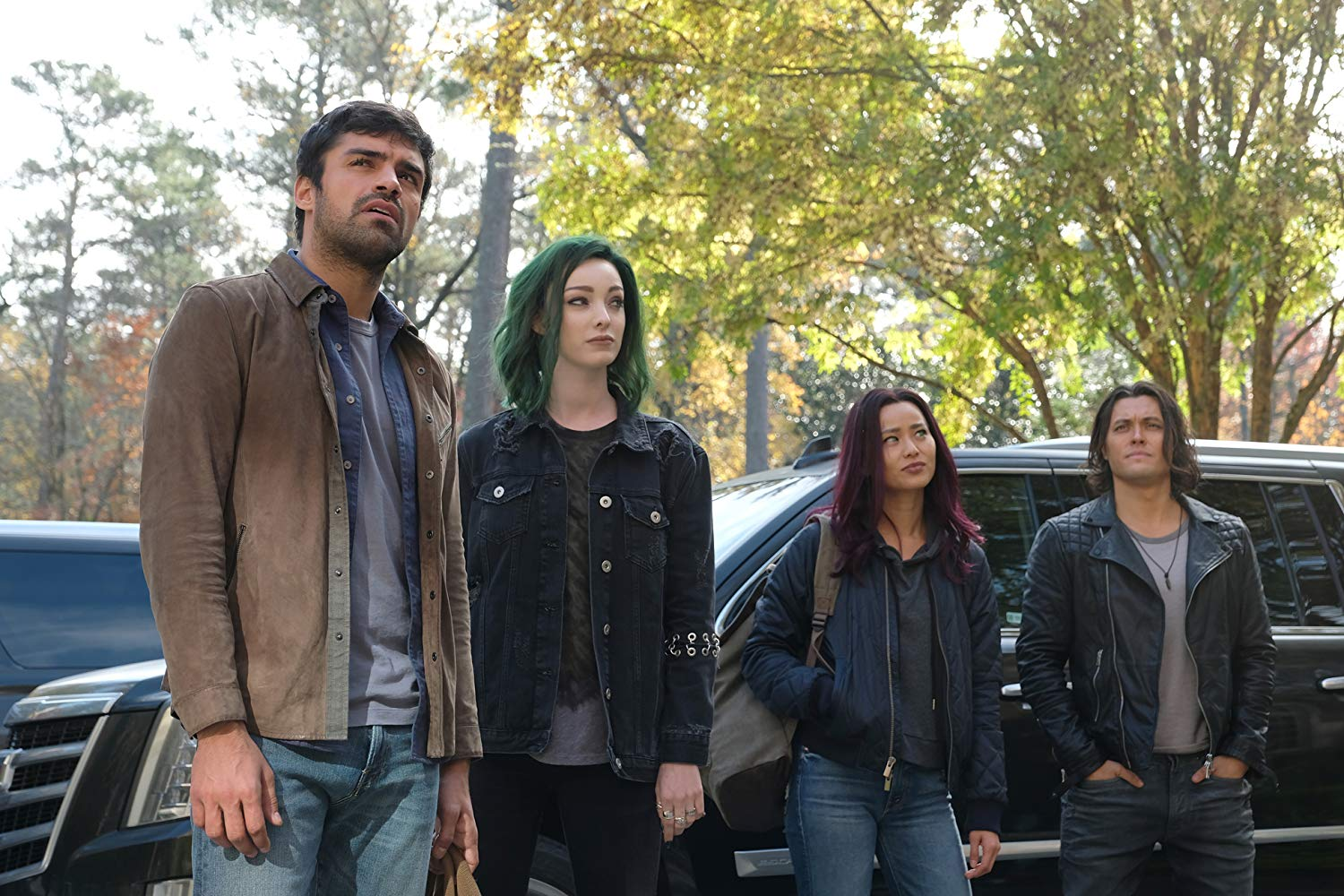 The Gifted (TV series) Season 1 12