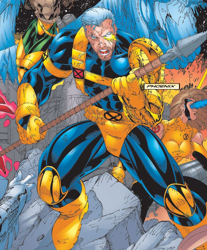 Nathan Summers (Earth-32000)