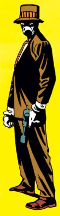 Nicholas Lewis, Sr. (Earth-616)