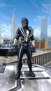 Oliver Osnick (Earth-TRN493) from Spider-Man Unlimited (video game).png