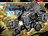 Punisher's Exo-Armor
