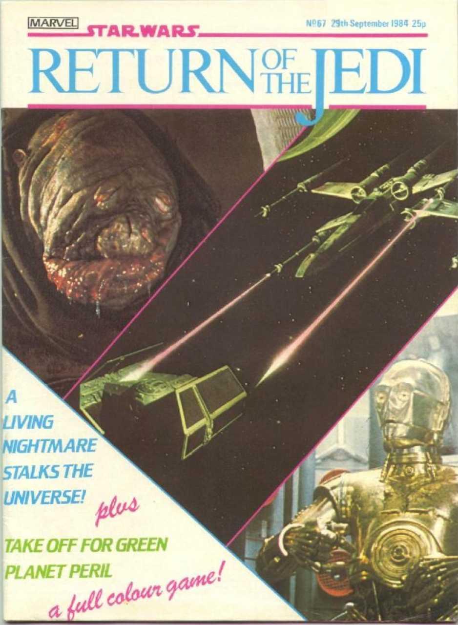 Return of the Jedi Weekly (UK) Vol 1 67