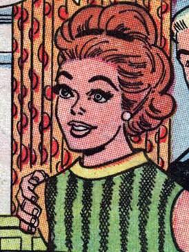 Sally Sanders (Earth-616)
