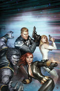 Secret Avengers Vol 1 13 Textless