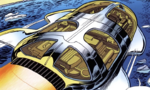 Sentinel Air Transport from X-Men The Hidden Years Vol 1 1 001.png
