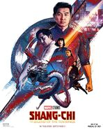Shang-Chi and the Legend of the Ten Rings poster 012