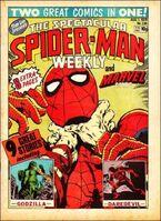 Spectacular Spider-Man Weekly Vol 1 334