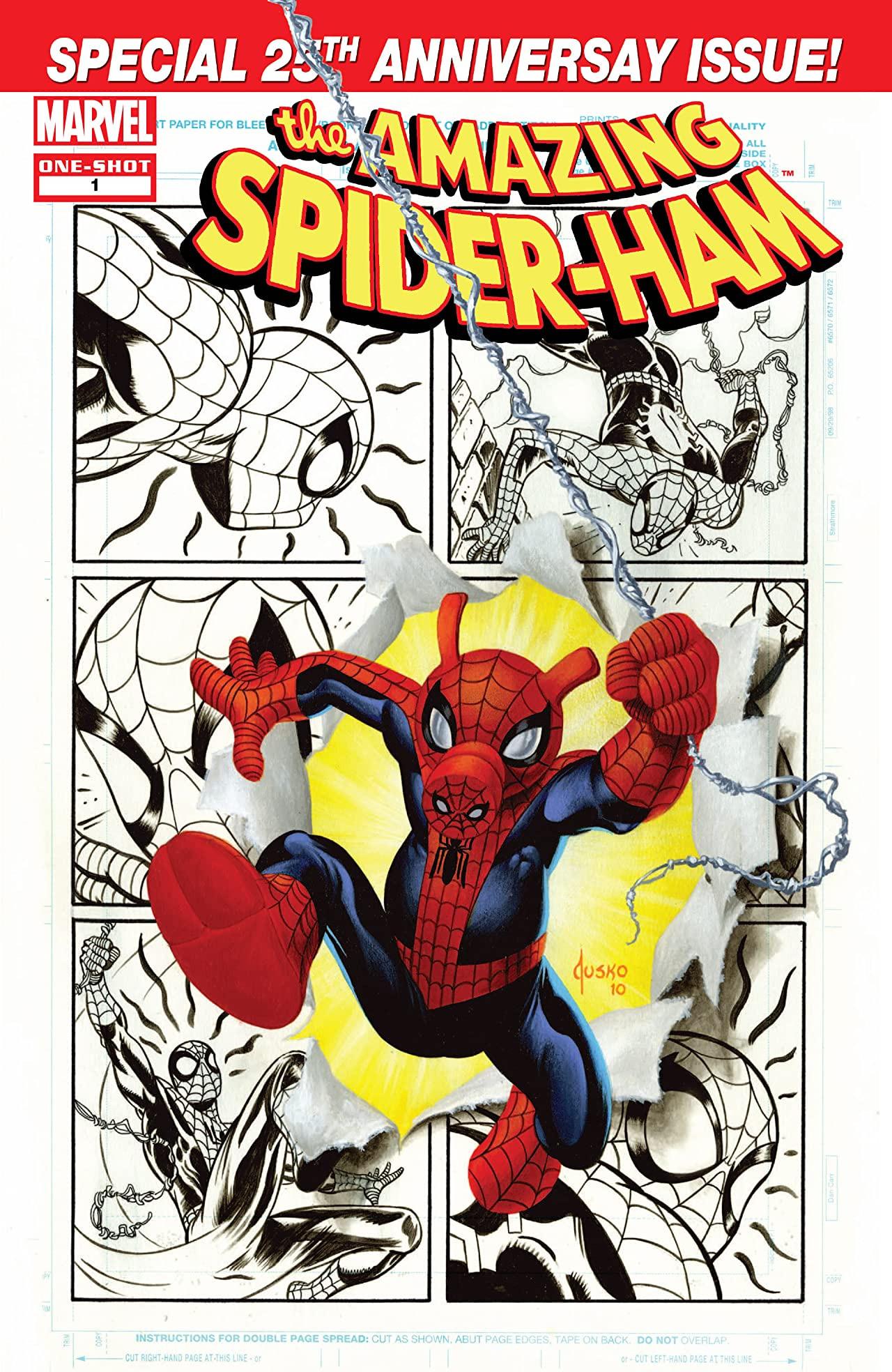 Spider-Ham 25th Anniversary Special Vol 1