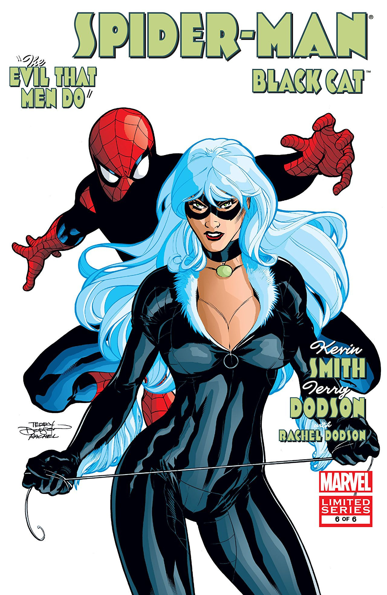 Spider-Man/Black Cat: The Evil That Men Do Vol 1 6