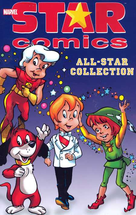 Star Comics All-Star Collection Vol 1