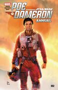 Star Wars Poe Dameron Annual Vol 1 2