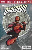True Believers Marvel Knights 20th Anniversary - Daredevil by Bendis & Maleev Vol 1 1
