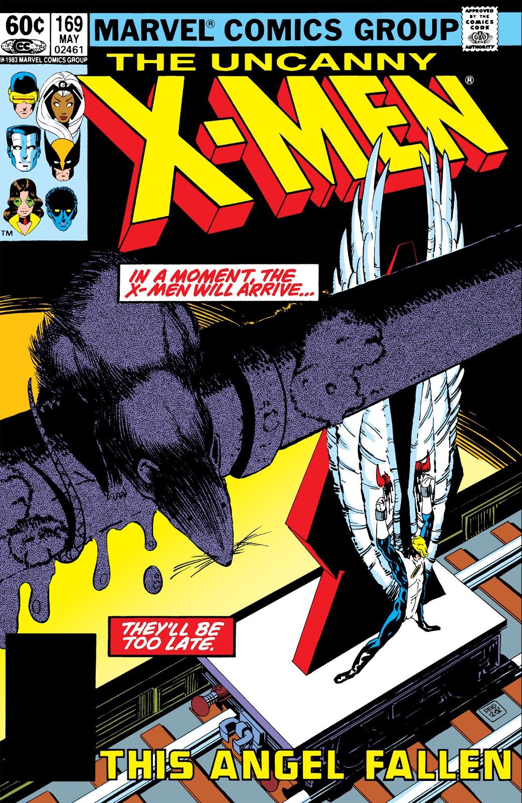 Uncanny X-Men Vol 1 169