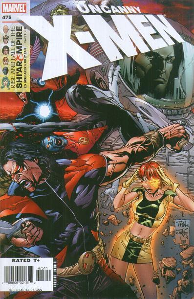 Uncanny X-Men Vol 1 475